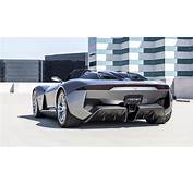 The Rezvani Beast  500BHP New Supercar