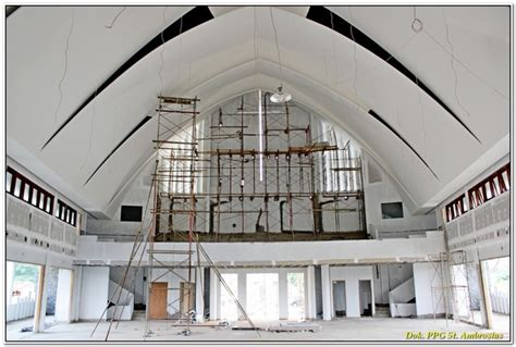 contoh plafon gereja studio design gallery best design