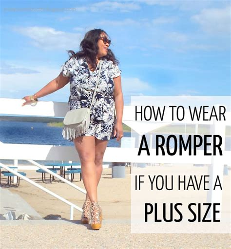 To Wear The Playsuit Maybe by How To Wear A Romper If You A Plus Size 40plusstyle