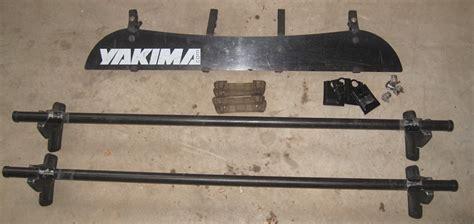fs yakima roof rack american motoring