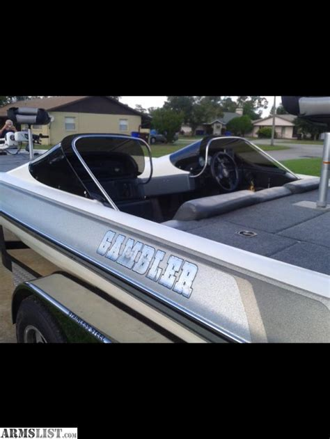 boat trader gambler armslist for sale 2000 gambler bass boat