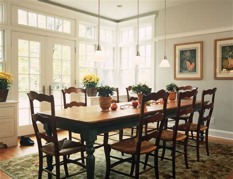 farm table dining room 25 farmhouse dining room design ideas