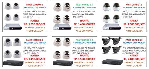 Jual Cctv Jakarta daftar harga promo agen distributor importir reseller grosir paket kamera dvr cctv termurah