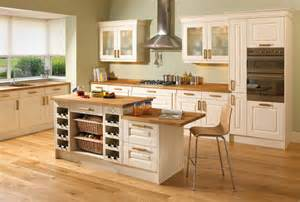 ivory fitted kitchen