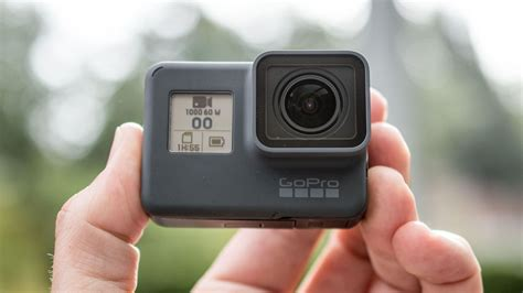 gopro surveillance gopro 6 black irl smoother 4k and slower