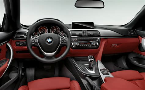 Interior Modern by Bmw 4 Series Convertible Review 2014 On
