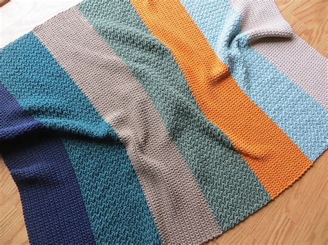 Modele Plaid Crochet