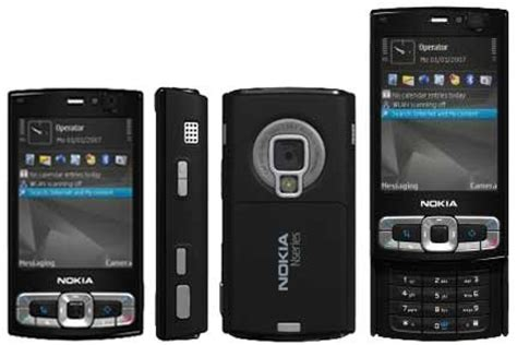 Nokia N95 8gb Black nokia n95 8gb american edition reviews specs price compare