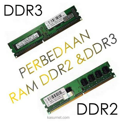 perbedaan ddr2 dan ddr3 kasurnet kasurnet