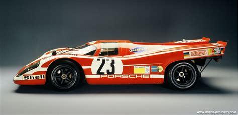 Race Car L by Legendary Porsche 917 Race Car Turns 40