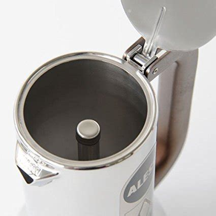 espressomaschine alessi alessi espressomaschine induktion espressokocher test 2018