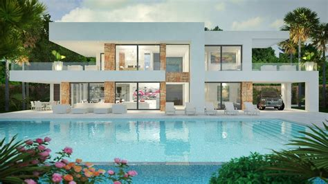 Luxury Homes Marbella Modern Villas For Sale Luxury Contemporary Villas And Real Estate In Marbella Cannes