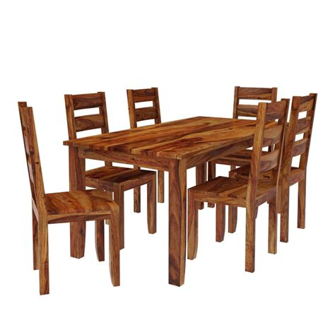contemporary solid wood dining table cariboo contemporary rustic solid wood dining table and