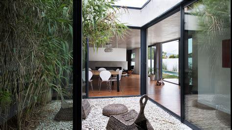 patio maison maison patio 224 toulouse seuil architecture