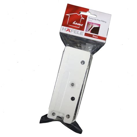 swing up flap hinges hafele swing up flap fitting 1 pair bunnings warehouse