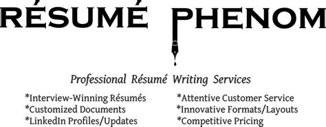 Resume Writing Professional resume writers professional