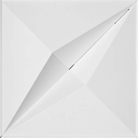 Mio Ceiling Tiles by Mio 2 Ft X 2 Ft Lay In Ceiling Panel In White