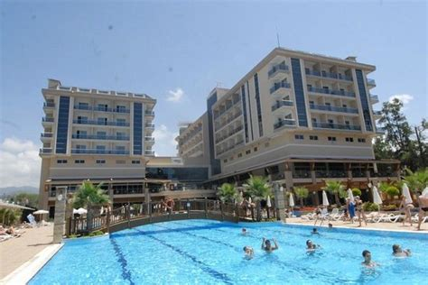 Palm Garden Hotel by Dizalya Palm Garden Hotel Alanya Turkey See 22 Reviews