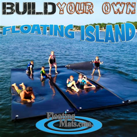 Pad Floating Mat by Floating Mats Floating Mats For Lake Floating Water