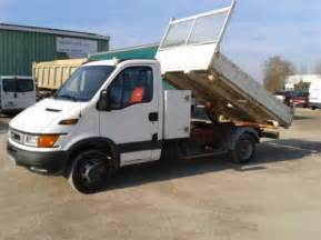 camion benne iveco daily chassis cabine 224 bischheim auto