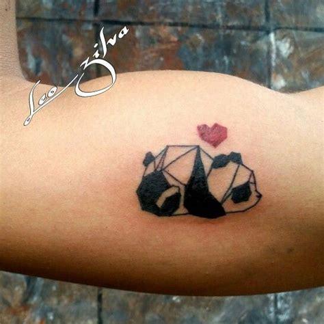 tattoo de panda significado oso panda tatto pinterest pandas