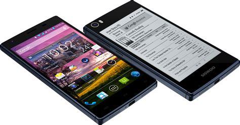 Hp Nokia Kamera Depan Belakang harga hp android siswoo r9 darkmoon dengan layar depan belakang segiempat