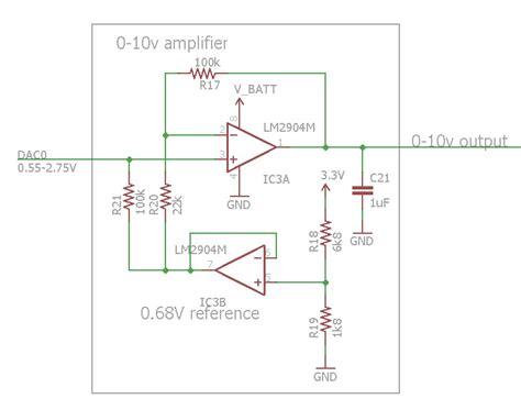 arduino resistor dac lify the arduino due s dac output