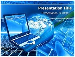 computer technology powerpoint templates powerpoint