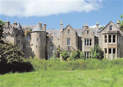 scottish castle in need of repair for sale country