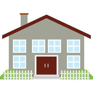 drawing with 3d house stock illustration image of illustration clipart simple house pencil and in color
