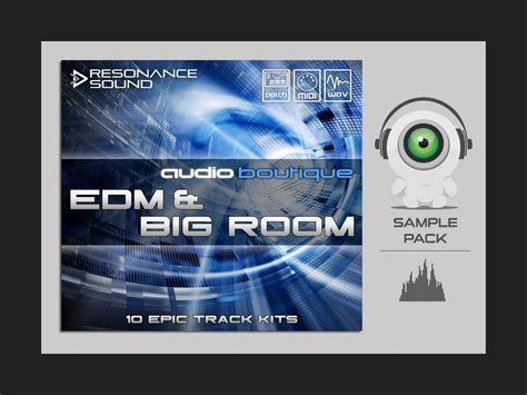 Big Room Edm by Resonance Sound Audio Boutique Edm Big Room Vespers Ca