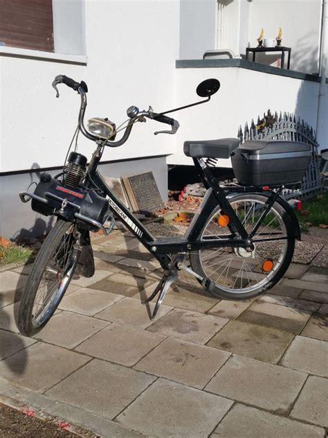 Gebrauchte Roller Kaufen Dortmund by Motobecane Velosolex 3800 Bj 1983 Absolut Neuwertig In