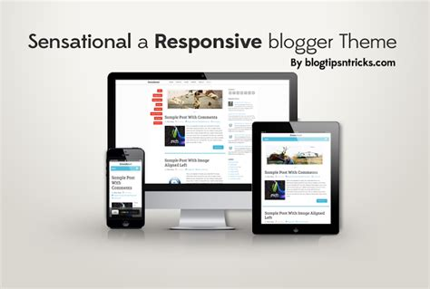 top 8 responsive blogger template 2013 quot hand picked quot