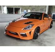 Nissan 350z Body Kit