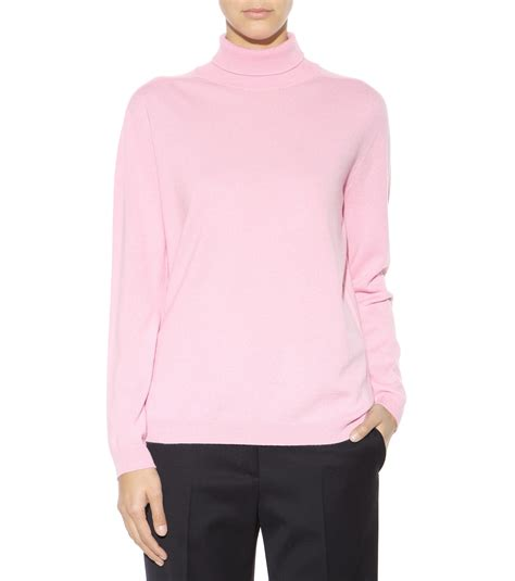womens light pink sweater jil sander pink sweater cardigan with buttons