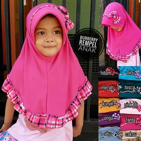 Jilbab Anak Elthof Balinda Sale 10 jilbab burberry rempel anak sentral grosir jilbab kerudung i supplier jilbab i retail