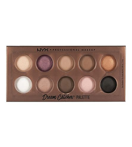 Miss Selfridge And Makeup Palettes by Nyx Professional Makeup Golden Horizon Catcher