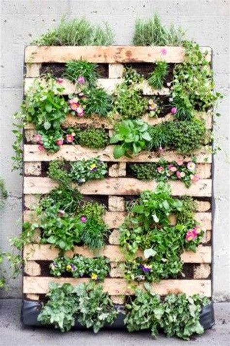 super creative vertical garden ideas