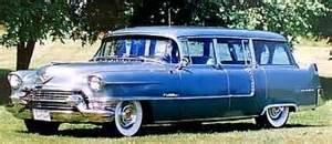 1955 Cadillac Station Wagon 1955 Cadillac Specials