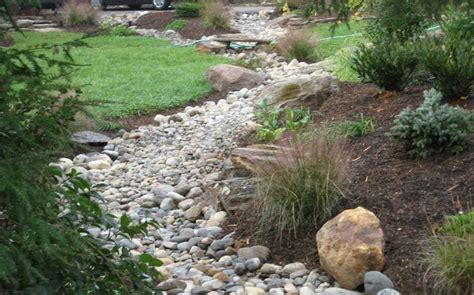 dry stream bed 1000 images about slope landscaping ideas on pinterest