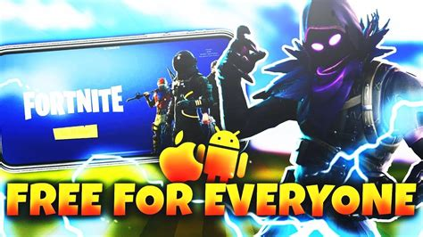 what fortnite is everyone fortnite mobile is open to everyone no code needed