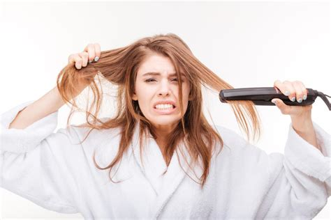 Hair Dryer Hair Damage how to avoid hair damage from heat styling tools tenoblog