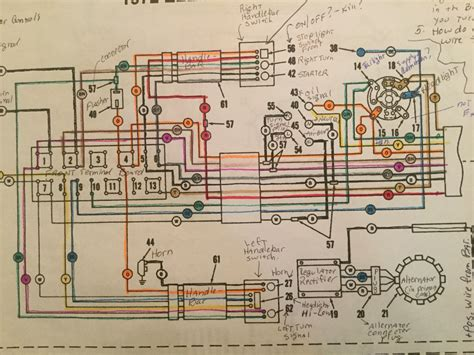 harley davidson road king wiring diagram horn gmc horn