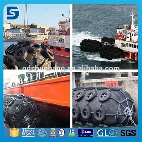 Rubber Marine Dock Fenders For Protecting Ship