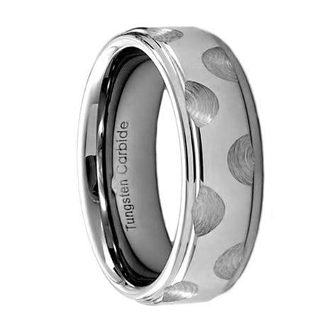 comfort fit tungsten wedding bands tungsten carbide ring comfort fit wedding band men silver