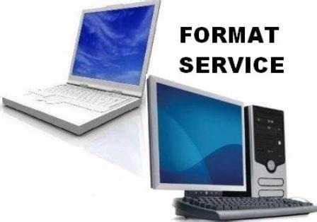 cd format laptop servis repair laptop pc di pj rm40 lain lain shop