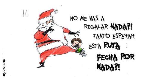 imagenes de navidad comicas dibujos propios una sangrienta moraleja de navidad taringa