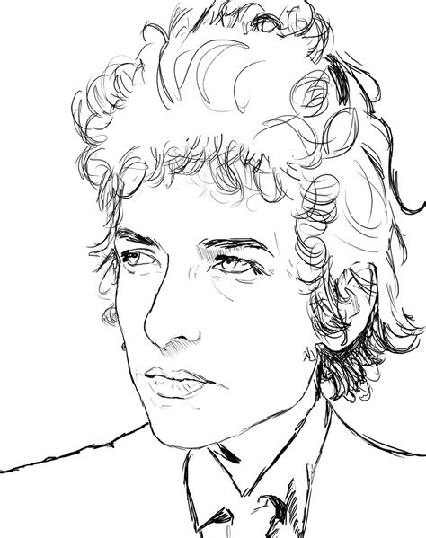 free coloring pages of bob marley bob
