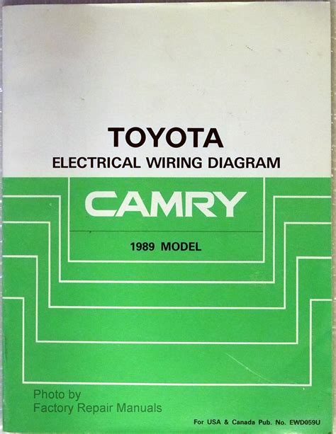 toyota headlight wiring diagram 1989 wiring diagram manual