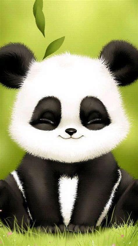 wallpaper whatsapp panda cute panda wallpaper for phone 2018 cute screensavers